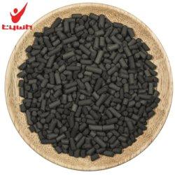 3,0Mm dessulfuração do carvão com base química de pelotas de carbono activado
