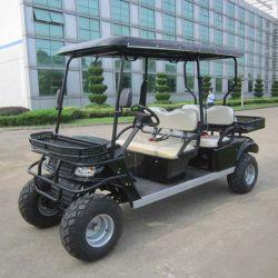 4 chineses lugares legais de estrada levantado Cart Carro Eléctrico com marcação (DH-C4)