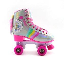 OEM Matériaux Laser Quad patin à roulettes pour les enfants