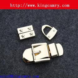 Qualitäts-prachtvolle Goldzubehör-Metallbeutel-Befestigungen