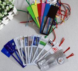 Mini segnalibro Magnifer del PVC per uso di promozione (MG-005)