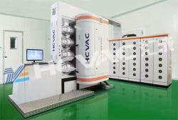 Máquina de revestimento PVD, equipamento de revestimento PVD, Sistema de revestimento PVD (HCVAC)