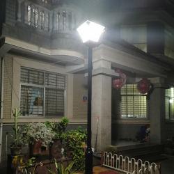LED de exterior impermeable IP65 de la Fundición de ahorro de energía 50W en una sola lámpara de calle Solar Sistema Solar lámpara de iluminación del Acuario Inicio Productos de lámparas de pared de luz de las inundaciones