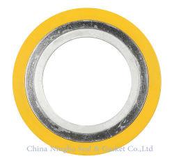 304 углеродистой стали графитовые прокладки рана со спиральными наливной горловины топливного бака