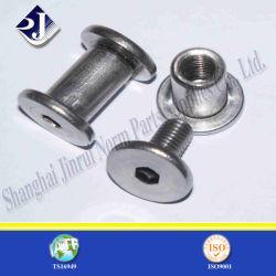 Parafuso de conexão Chicao de aço inoxidável 304