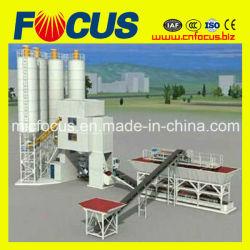 Hzs120d 120m3/H Type de conteneur le bétonnage plante pour la vente