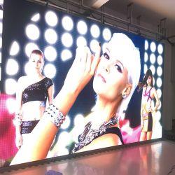 P4.81 Fase Cores Ecrã LED de interior P4.81 para desportos ao vivo/show/Concert