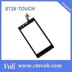 Нажмите для мобильных телефонов Sony Ericsson St26 сенсорного экрана