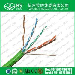La alta calidad de 24AWG Cat 5e UTP CAT7 CAT6/FTP/SFTP LSZH Cable LAN Red PVC