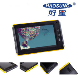 7 inch (Boxchip A10) Waterdichte tablet-pc Android 4.0 met HDMI (HS-702)