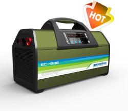 Портативное зарядное устройство для аккумулятора 192 V для травяных фрезы
