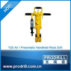 Y20 perceuse pneumatique portable Rock Machine pour la carrière et l'exploitation minière