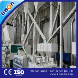 Anon molino de arroz descascarillado Arroz de la máquina vertical de la máquina de arroz paddy proceso equipo