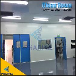 Instalação rápida de laboratório de sala limpa Modular