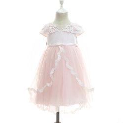 Новый 2019 весной летом приятный лента моды официальные одежды Одежда для девочка