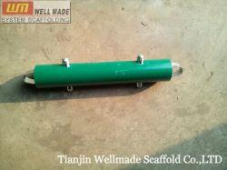 Rahmen-Baugerüst-KupplungPin mit Andruckleiste