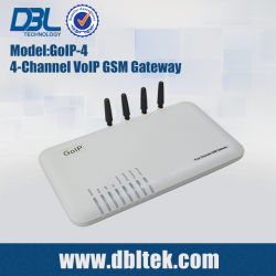 Gateway CoIP-4 di 4-Channel CDMA VoIP