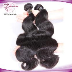 Barato por grosso de produtos de cabelo ondulado e húmida virgem Indian Remy Hair