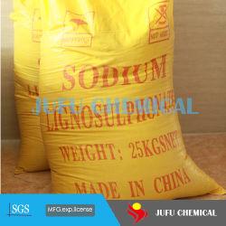 Produtos químicos de construção matérias-primas Lignosulphonate sódio SF-1