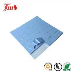 Rilievo termico dell'isolamento del silicone per il rilievo chiaro della presa di fabbrica del dissipatore di calore di LED/CPU/PCB LED