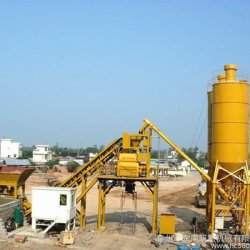 35 m3/H Ready Mixed Concrete Mixing Plant in Sri Lanka