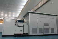 Panel de control de cuadros de distribución de alimentación Subestación