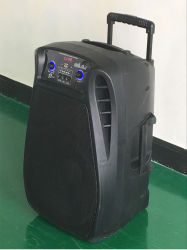 Neu! Laufkatze Bluetooth Lautsprecher-Kasten-private Form Al210-02