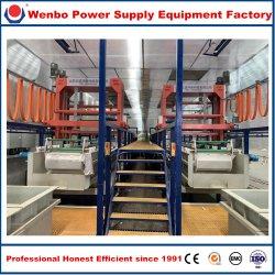 亜鉛めっきの機械で造るか、またはニッケルの電気めっき機械かバレルのタイプTin Platingライン電気めっき機械によって電流を通されるまたは銅めっき機械