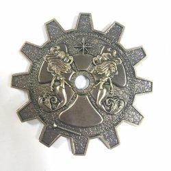 Форма передачи старинной покрытие военных задач монеты