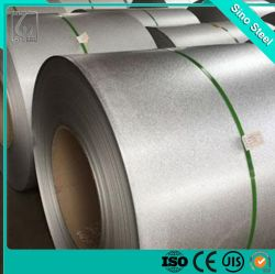 Premier prix d'usine manteau en alliage de zinc aluminium acier galvalume bobine en acier recouvert de feuille de toiture prix d'usine