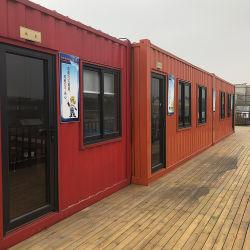 中国のサプライヤである Sand Beach の Modular Shipping Container Hotel