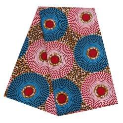 2020の新しい到着のHollandais女性の服のためのオランダのアフリカのワックスプリントアンカラファブリック