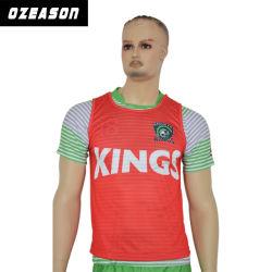 Busbane francesi su ordine professionali di addestramento di calcio degli abiti sportivi all'ingrosso (S012)