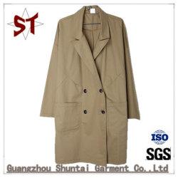 Neuer heißer Verkaufs-Dame-Staub-Mantel-äußerer Mantel