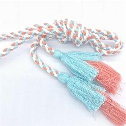 27mm 100% coton Tassel Fringe rideau de décoration pour le trousseau de sac à main