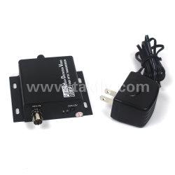 trasmettitore ottico ottico del video ricetrasmettitore della fibra di 1080P 1 CH video