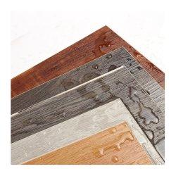 Haga clic en el piso de tablones de plástico interior piso vinílico SPC