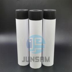 Grosses Aluminiumgesundheitliches Gewinde-kundenspezifisches Drucken-Verpacken des gefäß-38mm