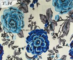 2016 beau canapé tissu tricoté d'impression (FEP014)