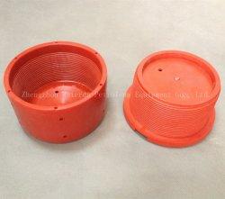 Сталь, пластик и композитные трубы трубопровод корпуса защиту резьбы