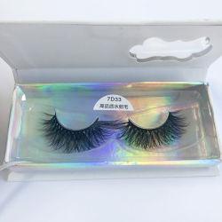 3D 5D 7D 30 -50 مرة أفضل مظهر طبيعي زائف يطفح العين الزائفة