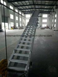 Superventas de la escalera fija de aluminio marino Marino Costa pasillo