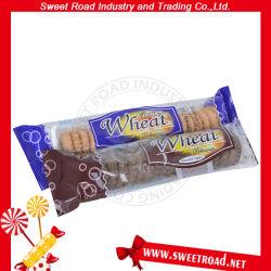 Goed geproefd Crispy Chocolate Coated Cookies Wafer Biscuit Caramel koekjes Leverancier van caramel-cookies