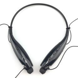 Cuffia stereo senza fili Hbs-730 della cuffia avricolare HD Bluetooth del Neckband di prezzi all'ingrosso