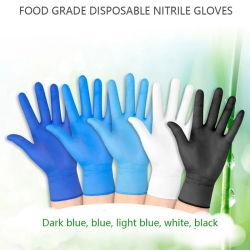 De beschikbare Handschoenen van het Onderzoek van het Nitril/van het Latex, de Beschermende Chirurgische Handschoenen van het Werk