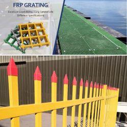 El FRP Weather-Resistant valla de seguridad
