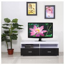 最新のデザイン木LCD TVの単位映像