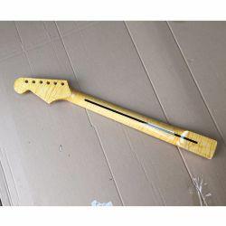 Le cru de rechange de rue d'Afanti a flambé le collet de guitare d'érable (ASTN010)