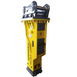 Meißel Soosan des Aufbau-Minenmaschiene-Exkavator-140mm hydraulischer konkreter Felsen-Unterbrecher für PC200