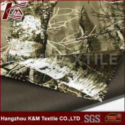 tessuto del velluto stampato 170GSM con il tessuto di doppio strato 20d